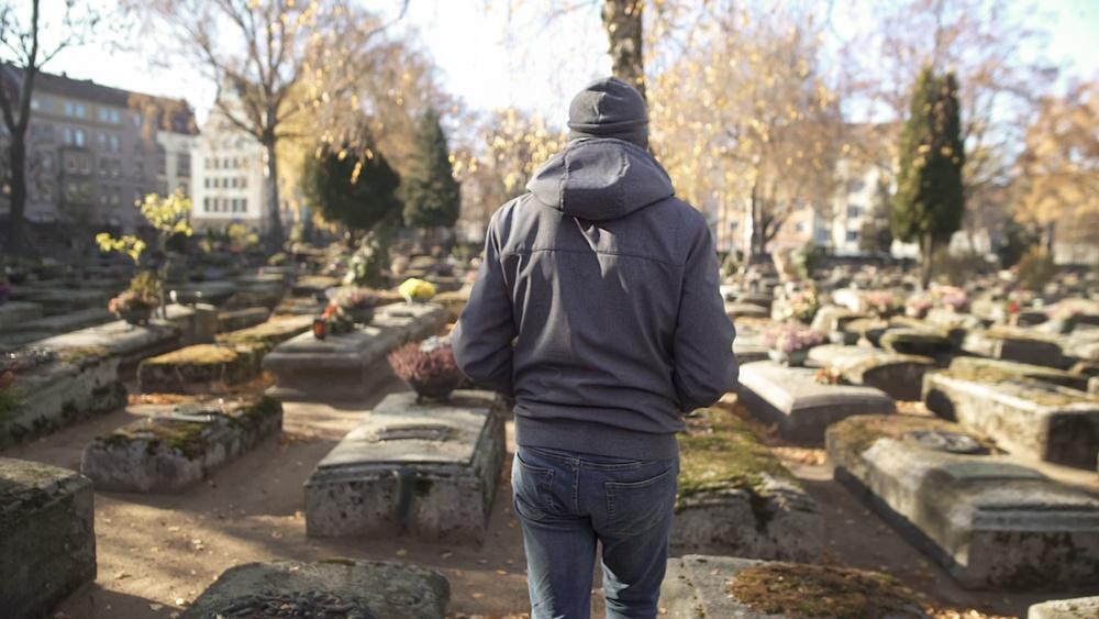Walking Through Loss by Chaplain Caleb Harper