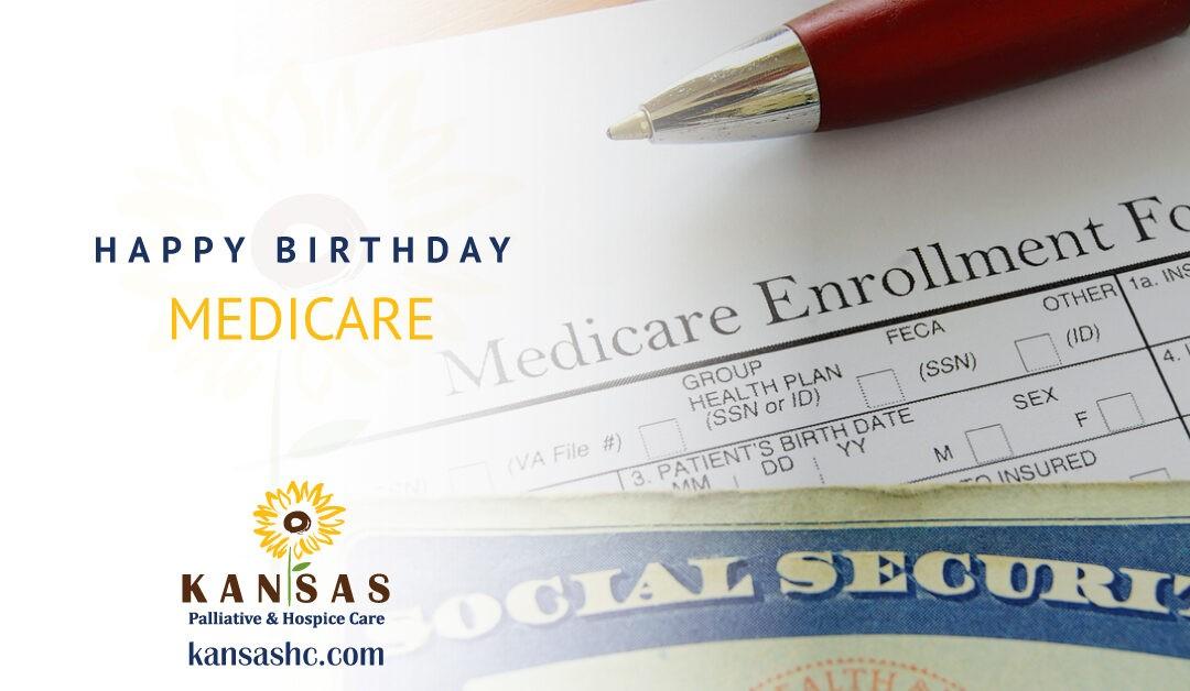 Happy Birthday, Medicare