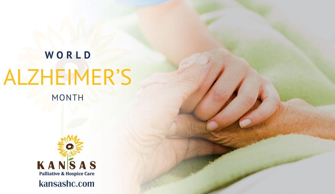 World Alzheimer's Month